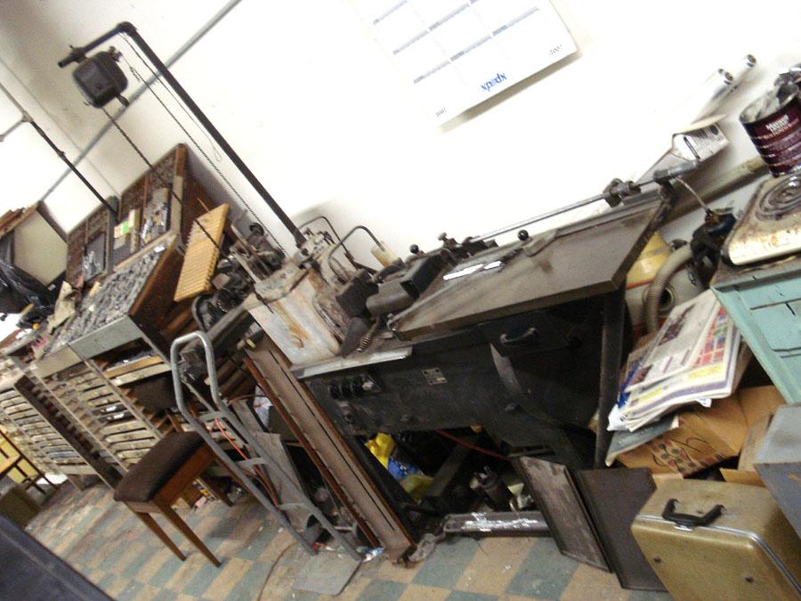 Presses For Sale